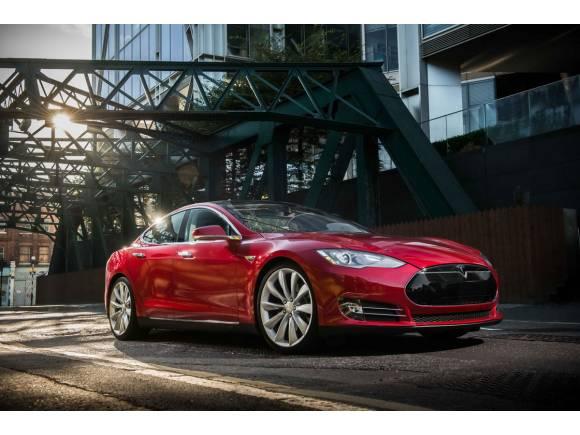 Tesla S P90D: 0-100 km/h en 2,8 segundos