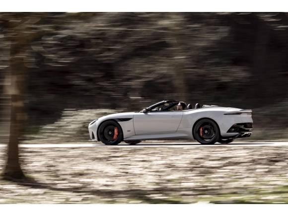 Aston Martin DBS Superleggera Volante, el sumun en gran turismo