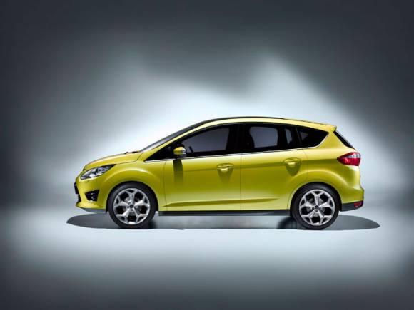 Nuevo Ford C-Max, uno más para la familia Kinetic.