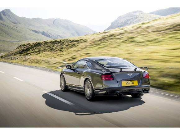 Continental Supersports, el Bentley más potente y rápido