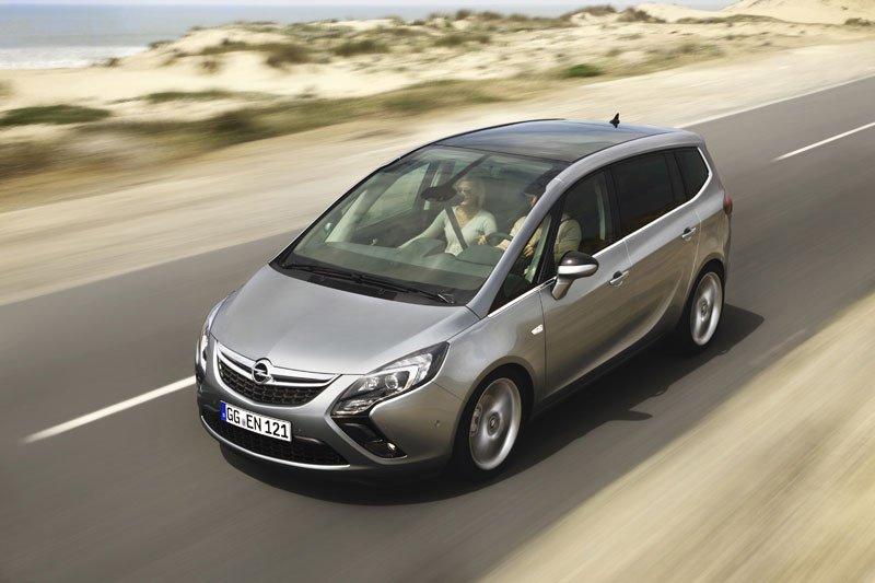 Comprar Monovolumen Opel Zafira Tourer O Renault Grand Scnic