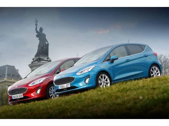 Ford Fiesta: ¿Gasolina o diésel?