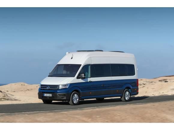 Las claves y precios del nuevo Volkswagen Grand California