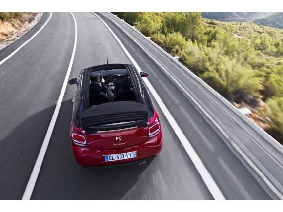 Prueba Citroën DS3 Cabrio: Amor a primera vista