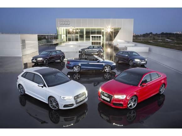 Vídeo: Prueba Gama Audi A3