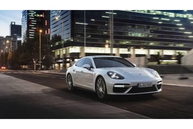 Porsche Panamera Turbo S E-Hybrid: el más potente de la gama
