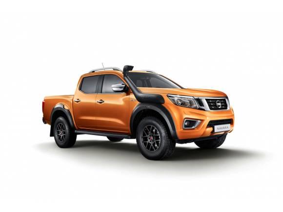 Nuevo Nissan Navara OFF-ROADER AT32, el pick-up más extremo