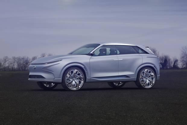 Hyundai FE Fuel Cell Concept, el prototipo de pila de combustible