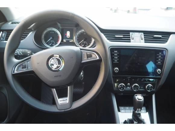 Prueba Skoda Octavia Scout, una buena alternativa a un SUV