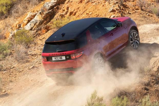 Cambia de Jaguar o Land Rover cuando quieras de la mano de Pivotal