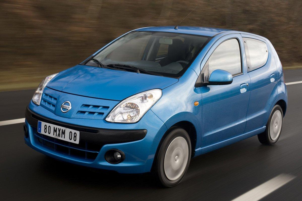 Nissan ofrece descuentos especiales en sus City Cars, como el Nissan Pixo