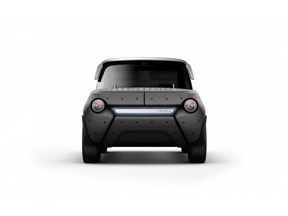 Toyota ME.WE Concept, un coche contra la crisis