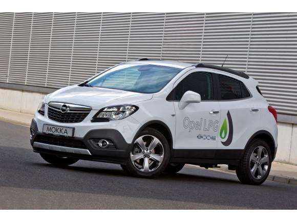 El Opel Mokka GLP ya tiene precio: 23.075 €