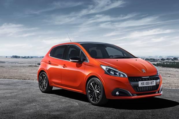 El Peugeot 208 se reinventa otra vez en el Salón de Ginebra