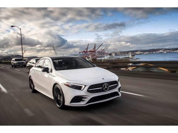 Nuevo Mercedes Clase A Sedán, a la venta en enero 2019
