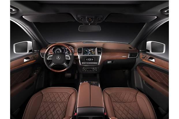 Nuevo Mercedes Clase M: más equipamiento, menos consumo