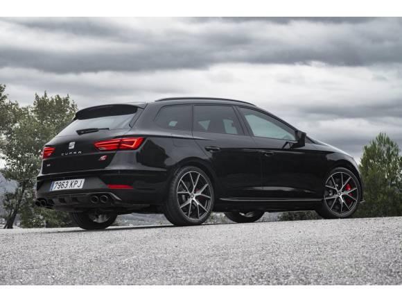 Nuevo Seat León ST Cupra Black Carbon: 100 unidades limitadas