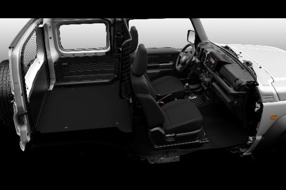Suzuki Jimny Comercial