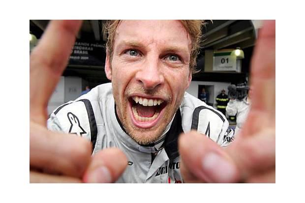 Jenson Button, Campeón del Mundo de F1 2009