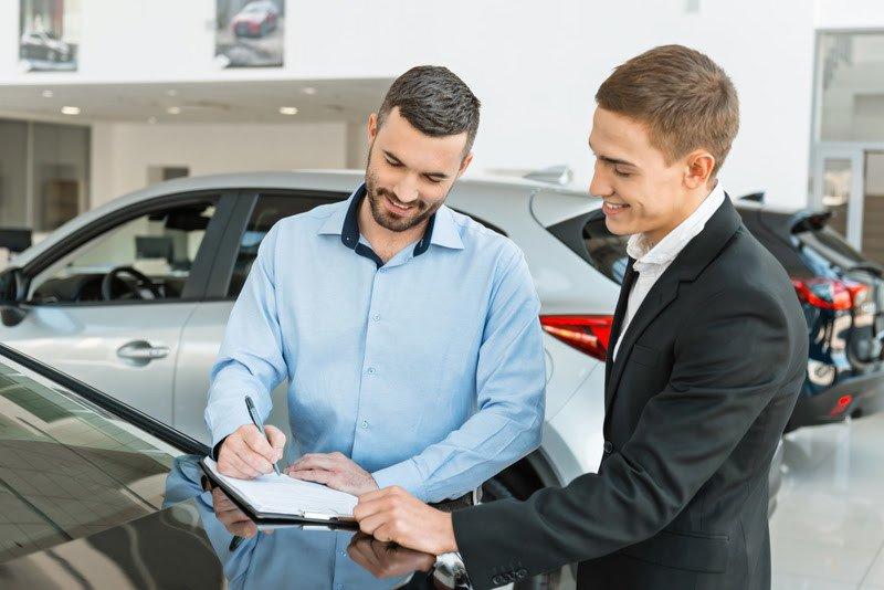 comprar coche nuevo