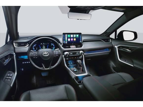 El Toyota RAV4 tendrá una versión híbrida enchufable