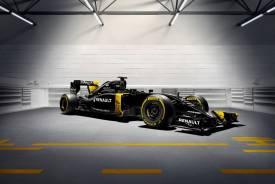 Renault Sport presenta su Fórmula 1 2016 y su nueva estructura