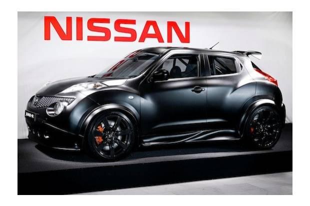 Nissan Juke-R: Primera foto oficial y vídeos