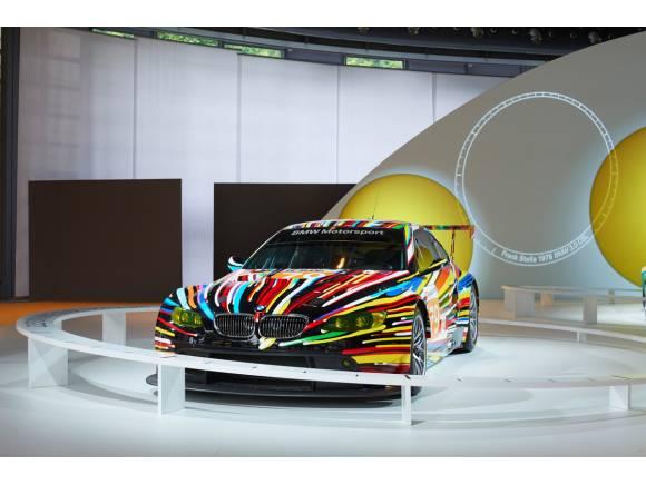 BMW Art Car: 40 años de arte en movimiento