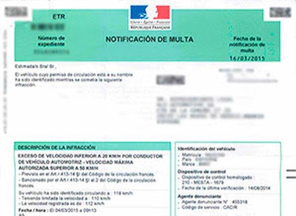 CEA multas