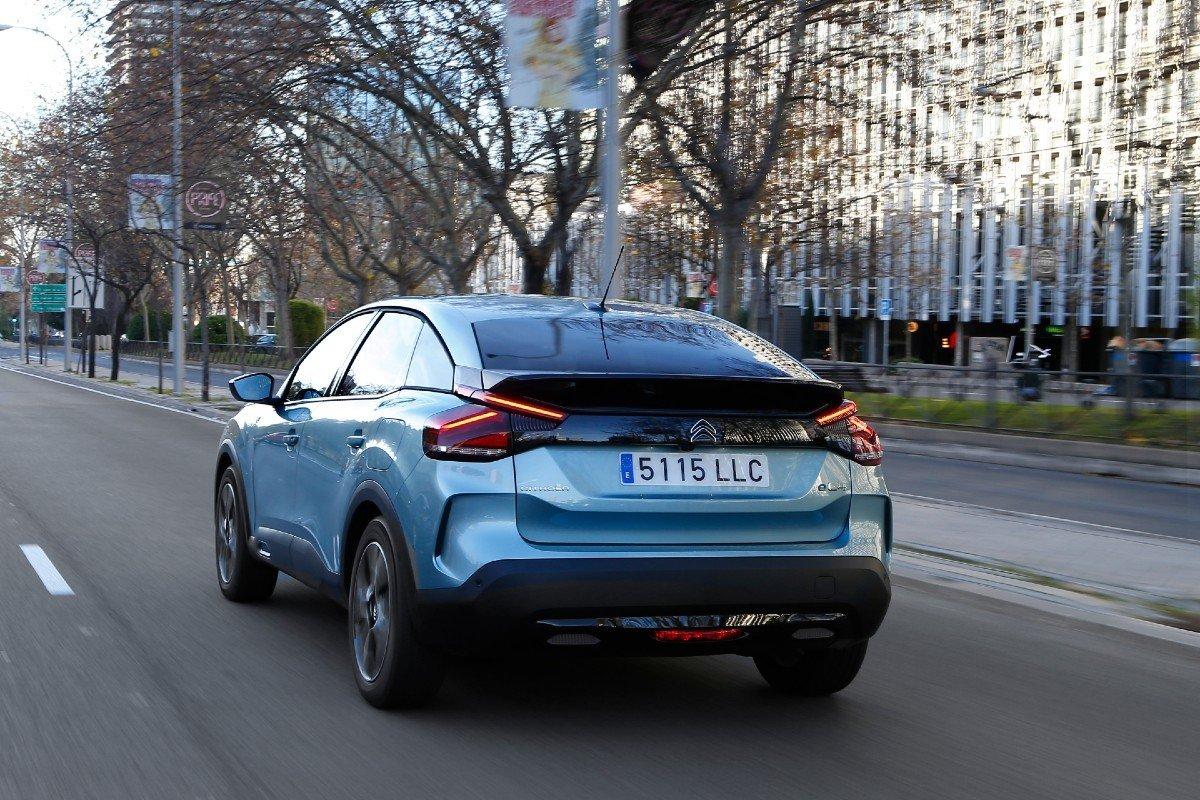 Citroën C4 y ë-C4