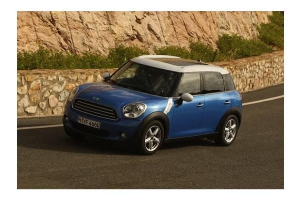 Prueba: Mini Countryman. El primer Mini con cuatro puertas y tracción total