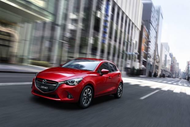 Nuevo Mazda 2, disponible a partir de otoño
