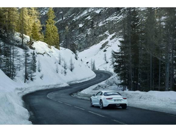 Dos nuevas versiones para el Alpine se presentan en el Salón de Ginebra