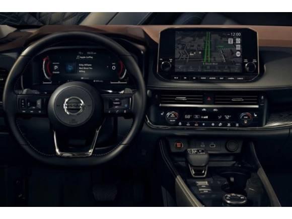 Filtradas las primeras imágenes del próximo Nissan X-Trail