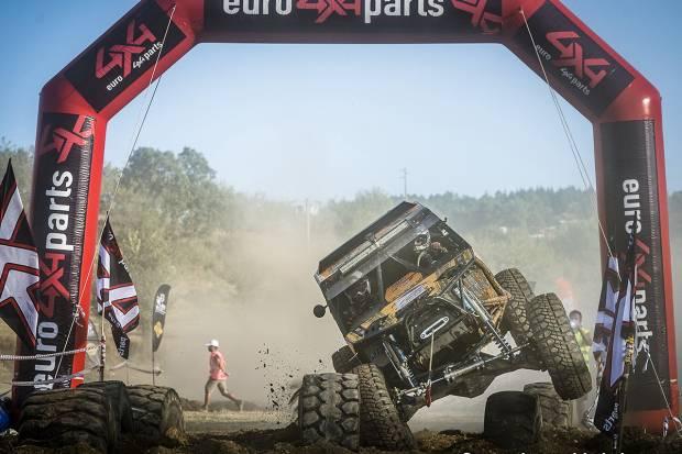 Neumáticos extremos Big Rock en Euro4x4parts