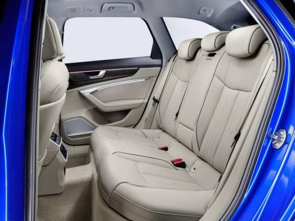 Nuevo Audi A6 Avant, deportividad en formato familiar