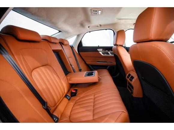 Test: Nuevo Jaguar XF