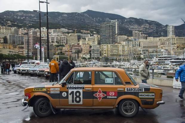 Rallye de Montecarlo Histórico