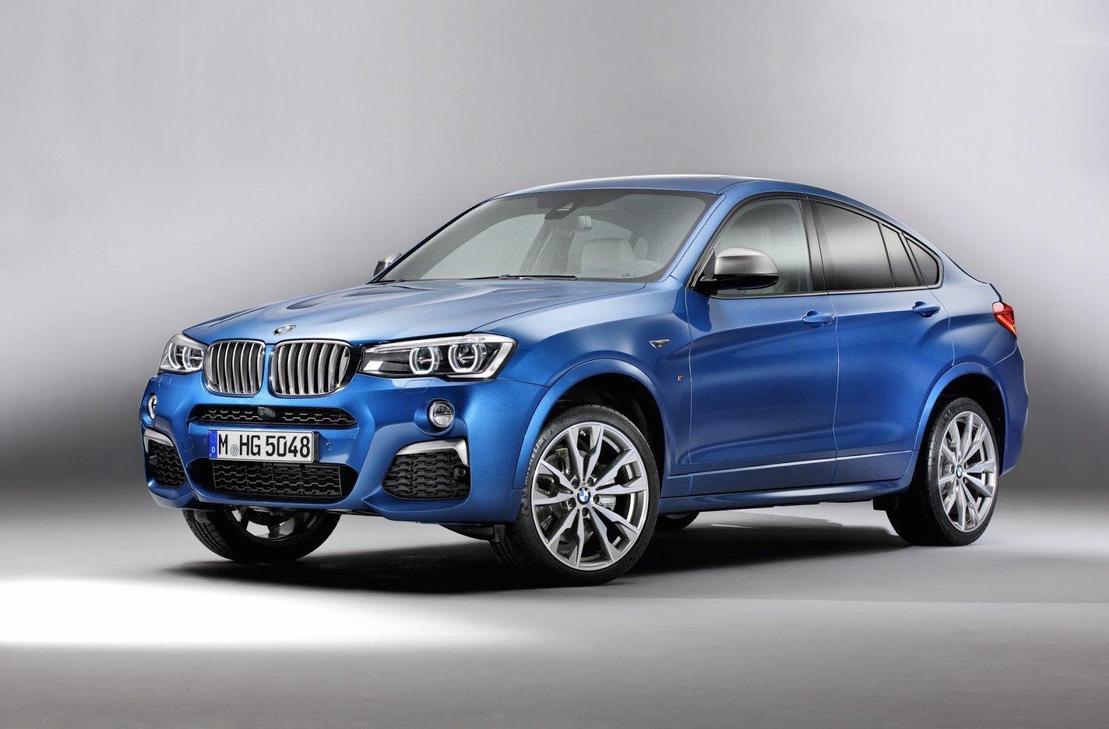 BMW X4 M 40i