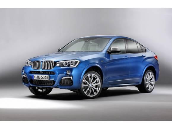 "Nuevo BMW X4 M 40i: un nuevo ""M"" a la familia SUV de BMW"