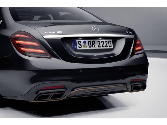 Nuevo Mercedes-AMG S 65 Final Edition, adiós al V12