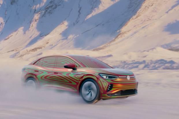 Volkswagen ID.5 GTX: el SUV coupé eléctrico tendrá versión deportiva