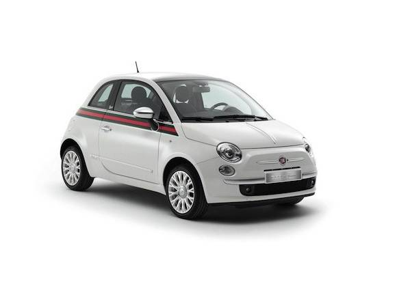 fiat 500 by gucci el cinquecento m s italiano. Black Bedroom Furniture Sets. Home Design Ideas