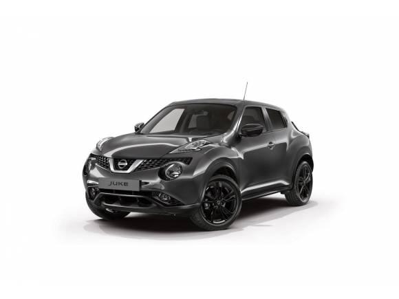 Nissan Juke Dark Sound, para los más musiqueros