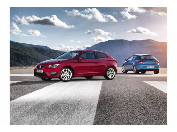 Seat León SC, gama y precios del León de 3 puertas