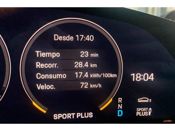 Prueba del Porsche Taycan 4S: precio, autonomía, caballos, opinión,...