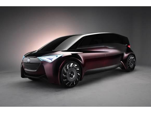 Toyota Fine Comfort Ride y Sora: apuesta por el coche de hidrógeno