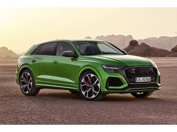 Audi RS Q8: 600 CV de pura emoción... habitable