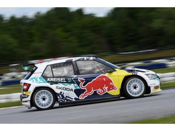 Skoda desarrolla su primer coche de rallys completamente eléctrico