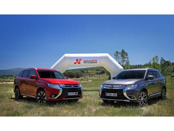 Mitsubishi Outlander: el SUV familiar sigue cosechando éxitos